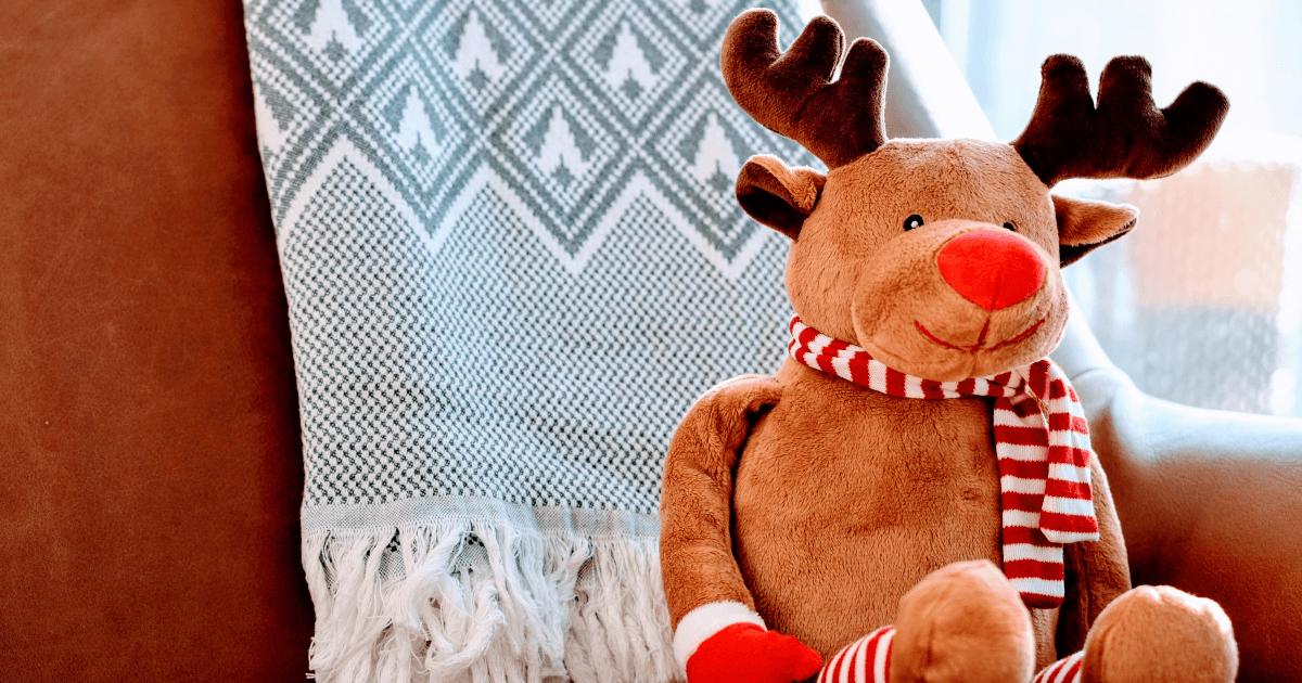 Rudolph Kerstcolumn De Wester