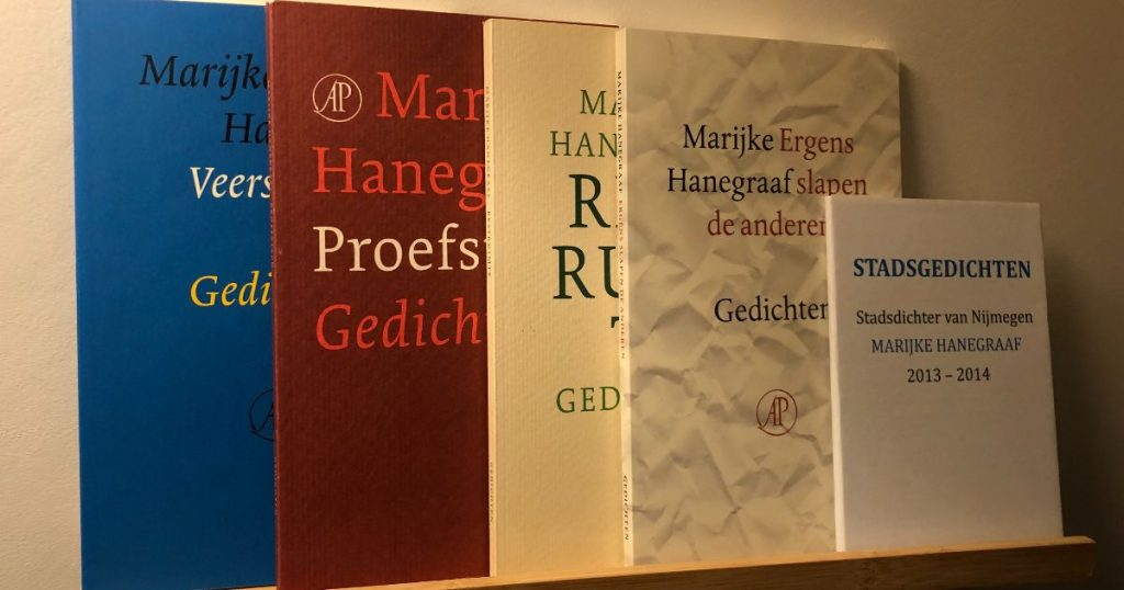 Marijke Hanegraaf Oeuvre